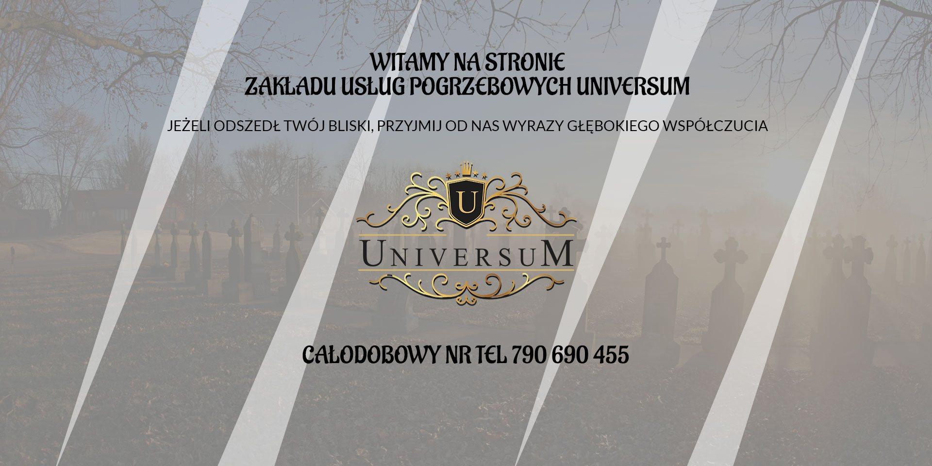 Uniwersum zakład pogrzebowy